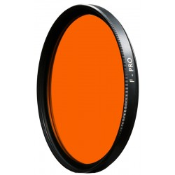 B+W 040 Orange-Filter (550) (MRC/F-Pro) 49mm