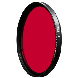 B+W 091 Rot-Filter (dunkel 630) (MRC/F-Pro) 82mm