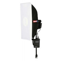 "QUANTUM QF76 Strip Softbox 10x24"" (25x60cm)"