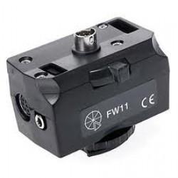 QUANTUM FW11 Blitzschuh-Adapter FreeXWire