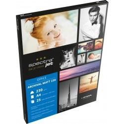 TETENAL Spectra Jet Office Archival Matt 230 g 29.7 cm x 42 cm A3 25 Bl*