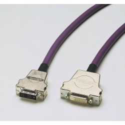 TLS 10m DVI-D Kabel (Stecker / Stecker)