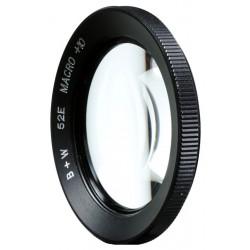 B+W NL 10 Makrolinse +10 (E/Spezialfassung für Nah- und Makrolinse) 52mm