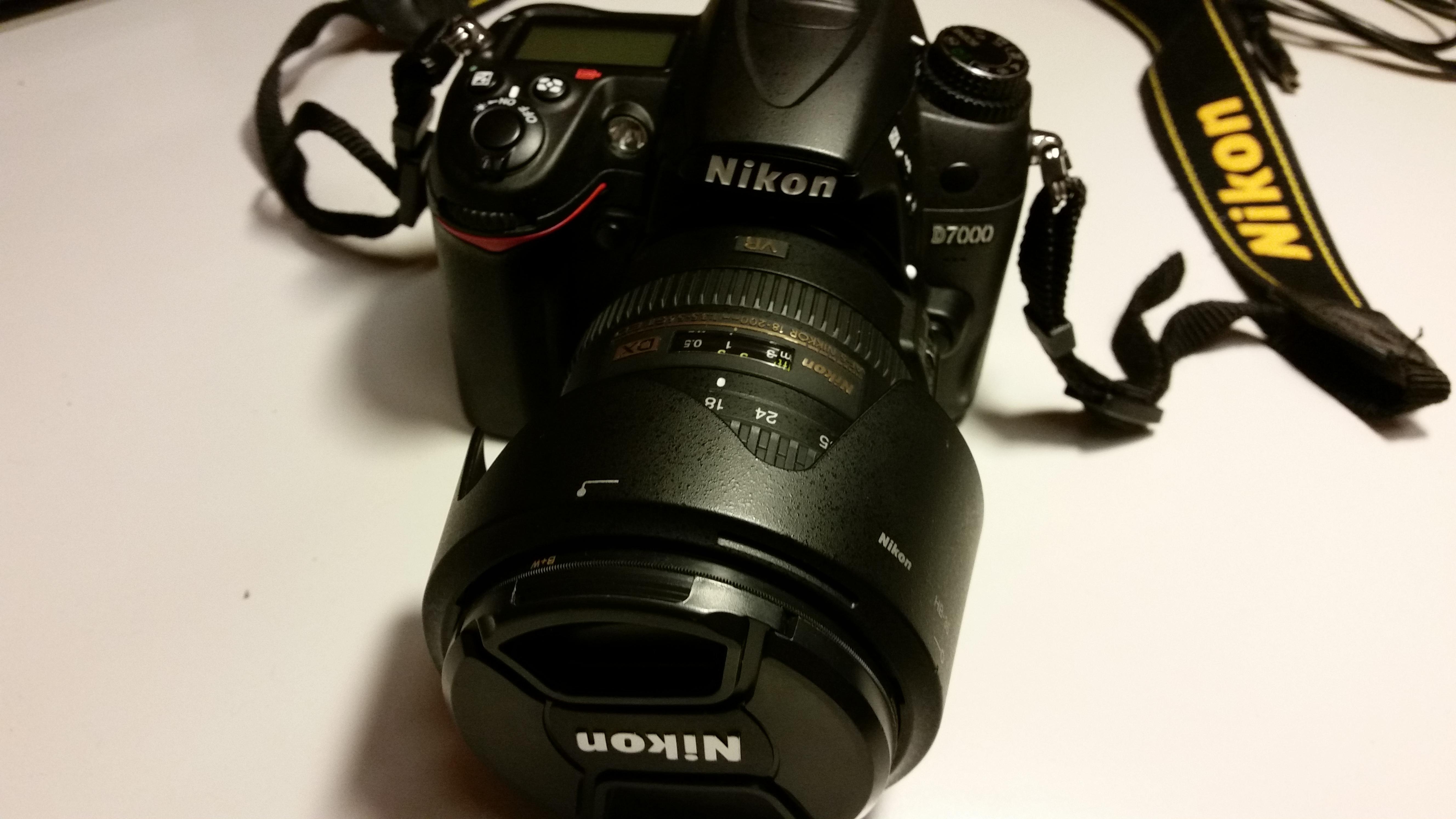 Ott Wyss Ag Fototechnik Fotobrse Eintrge Anzeigen Nikon D7100 Body Only Paket D7000 Dx Swm Vr Ed Id Aspherics 18 200mm Objektiv