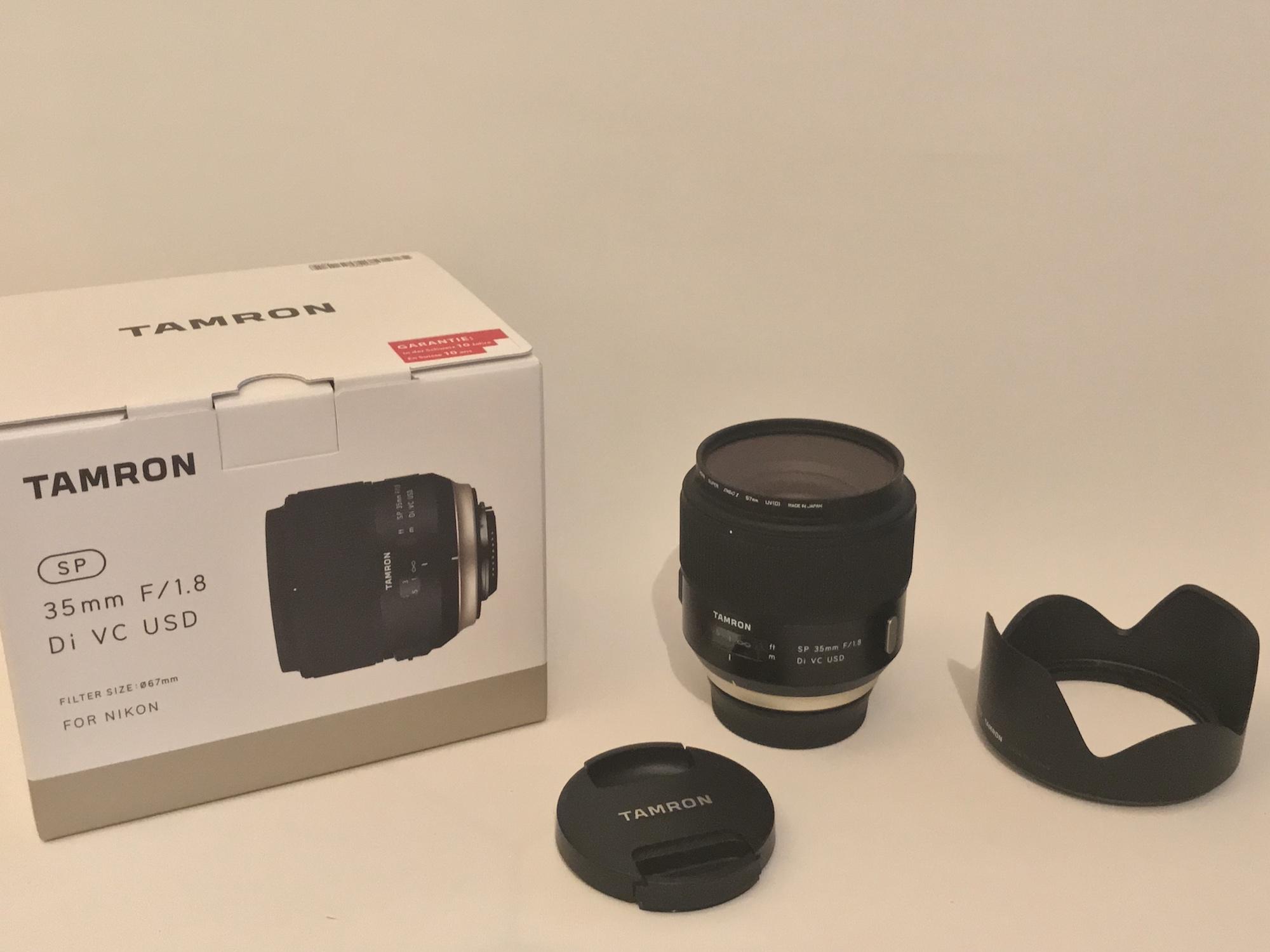 Nikon Af S Dx 35mm F18g Free Uv Filter 52mm Dan Lenshood Hb 463 Nikkor 70 200mm F 28e Fl Ed Vr Garansi Resmi Tamron Sp F18 Vc Usd Fr