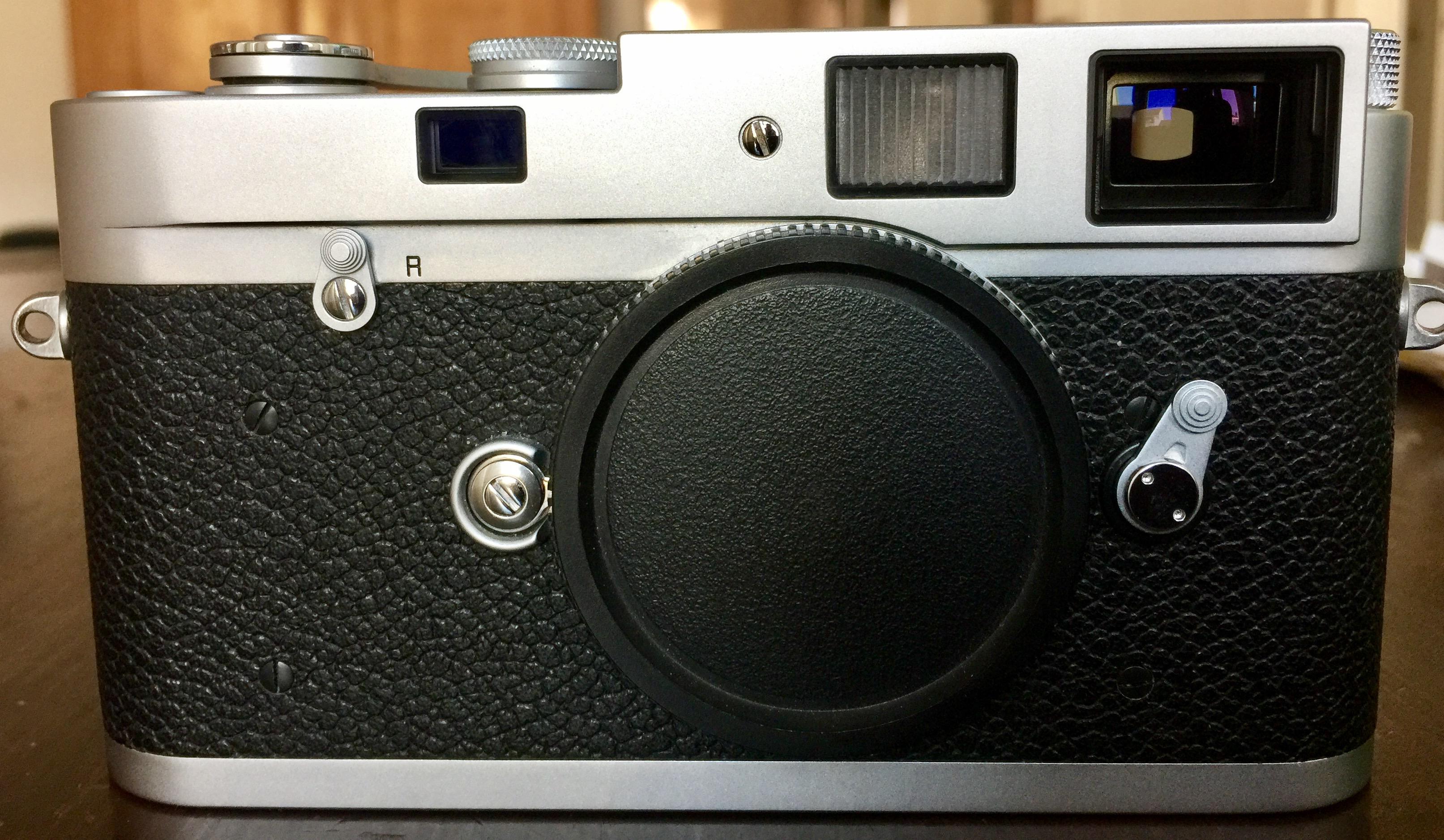 Ott Wyss Ag Fototechnik Tetherpro Usb C To 30 Micro B Cable Cuc3315 46 Neuwertige Leica M A Typ 127 Silber Zu Verkaufen